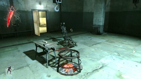 Interrogation Room in Dishonored