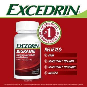 EXCEDRIN MIGRAINE