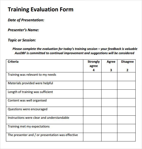 Appraisal Form Template. Rea Example Appraisal Report Sample Multi