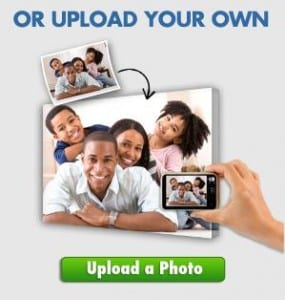 Get a Free 8x10 Photo on Canvas