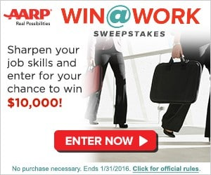 aarp sweepstakes