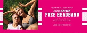 Victoria's Secret Free Sample