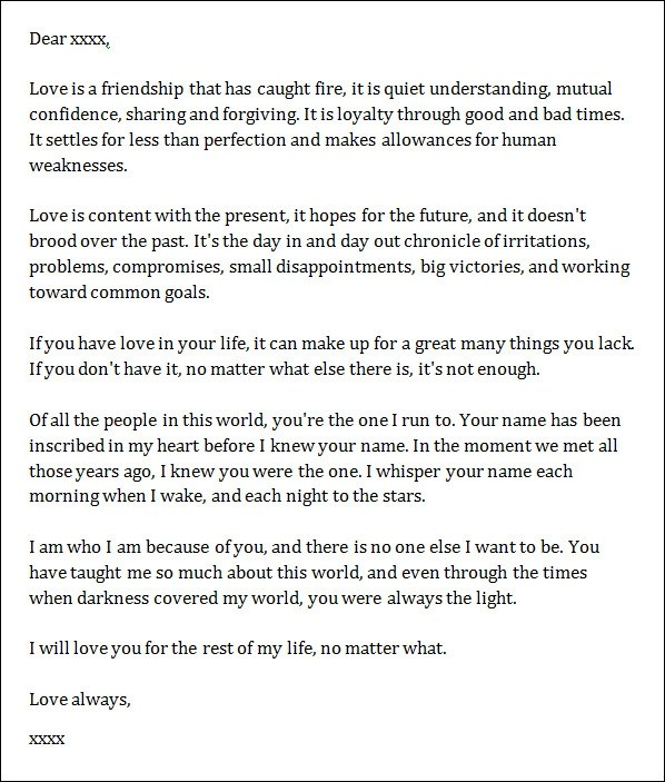 How to write a love letter for him images letter format formal sample how to write the best love letter for him images letter format love letters to boyfriend spiritdancerdesigns Choice Image