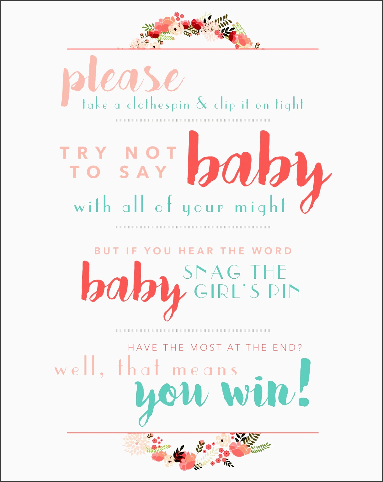 8 Baby Shower Planner In Word