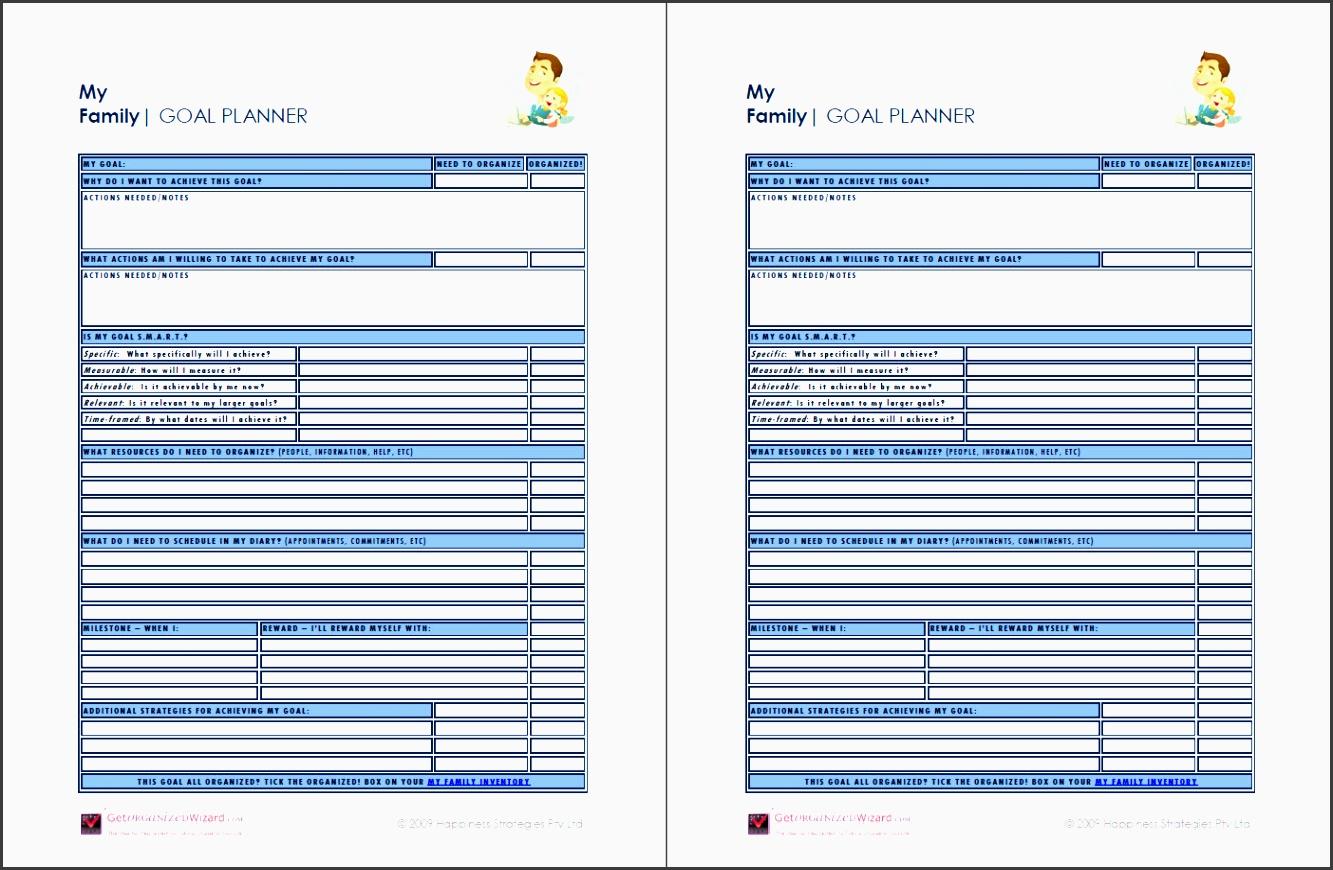 9 Career Planning Checklist Template