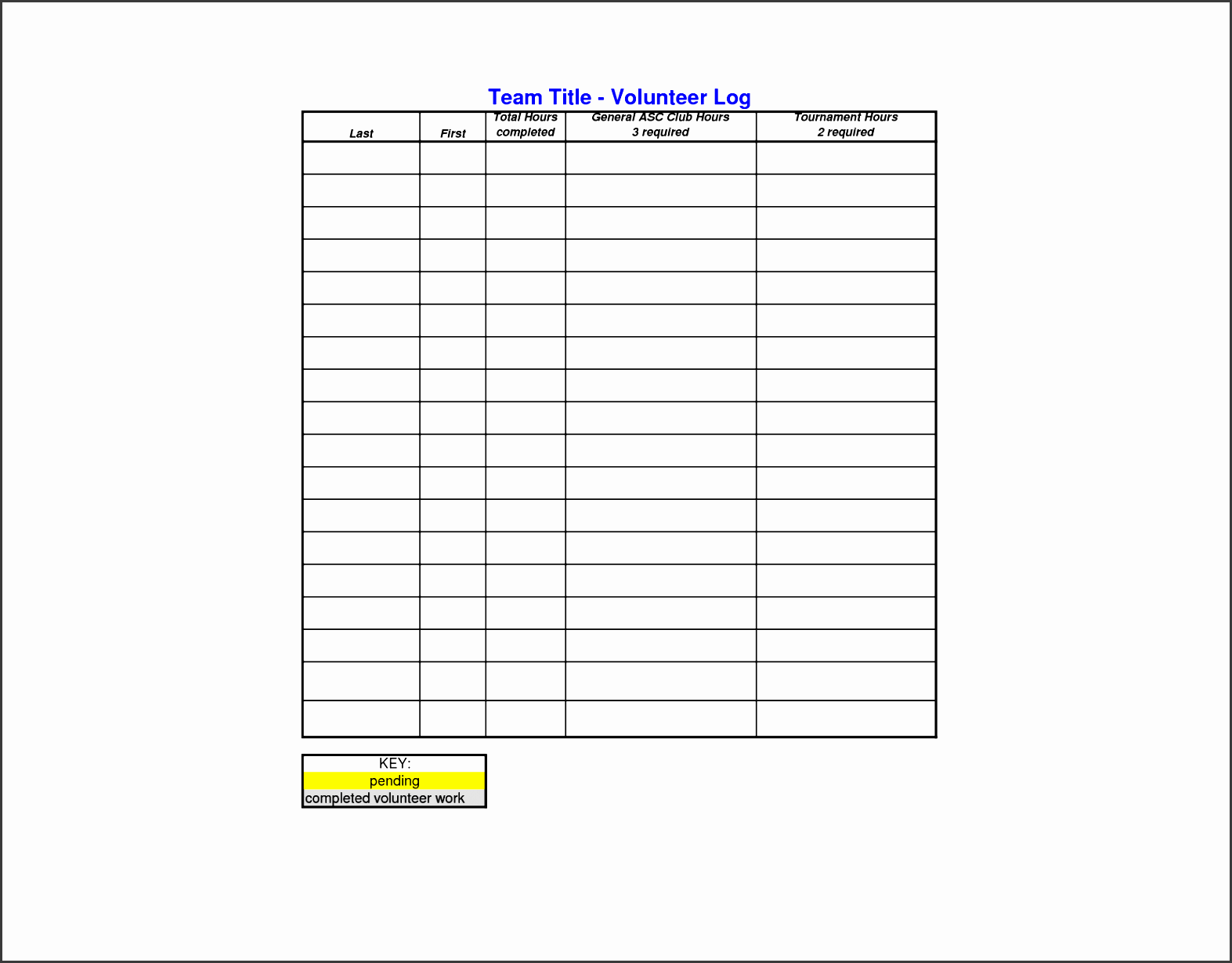 4 Online Daily Activity Log Template SampleTemplatess SampleTemplatess