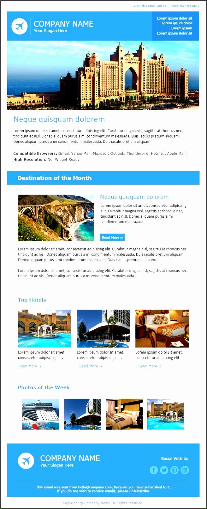 5 Outlook Newsletter Sample SampleTemplatess SampleTemplatess