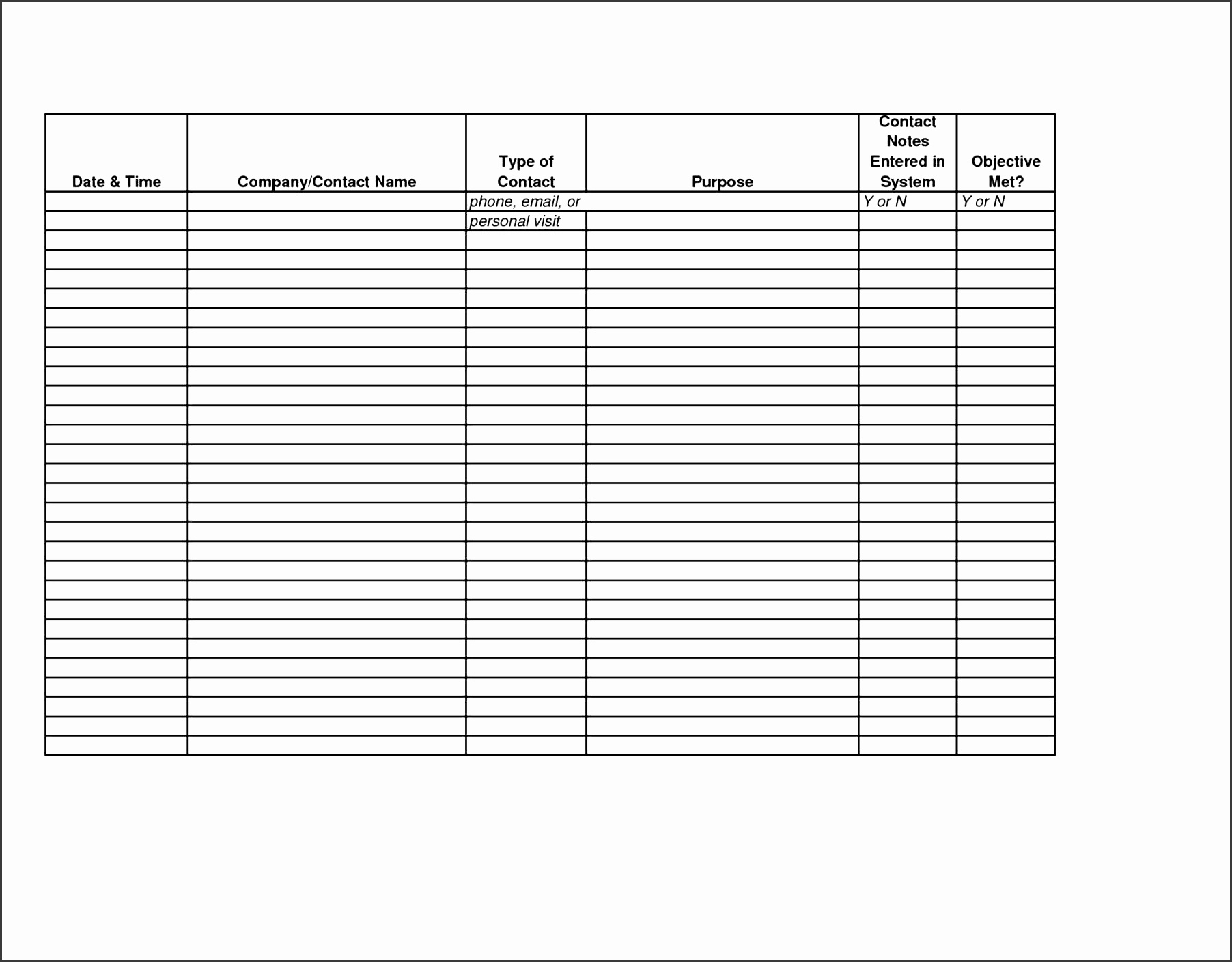 9 Table Of Contents Template Free Of Cost