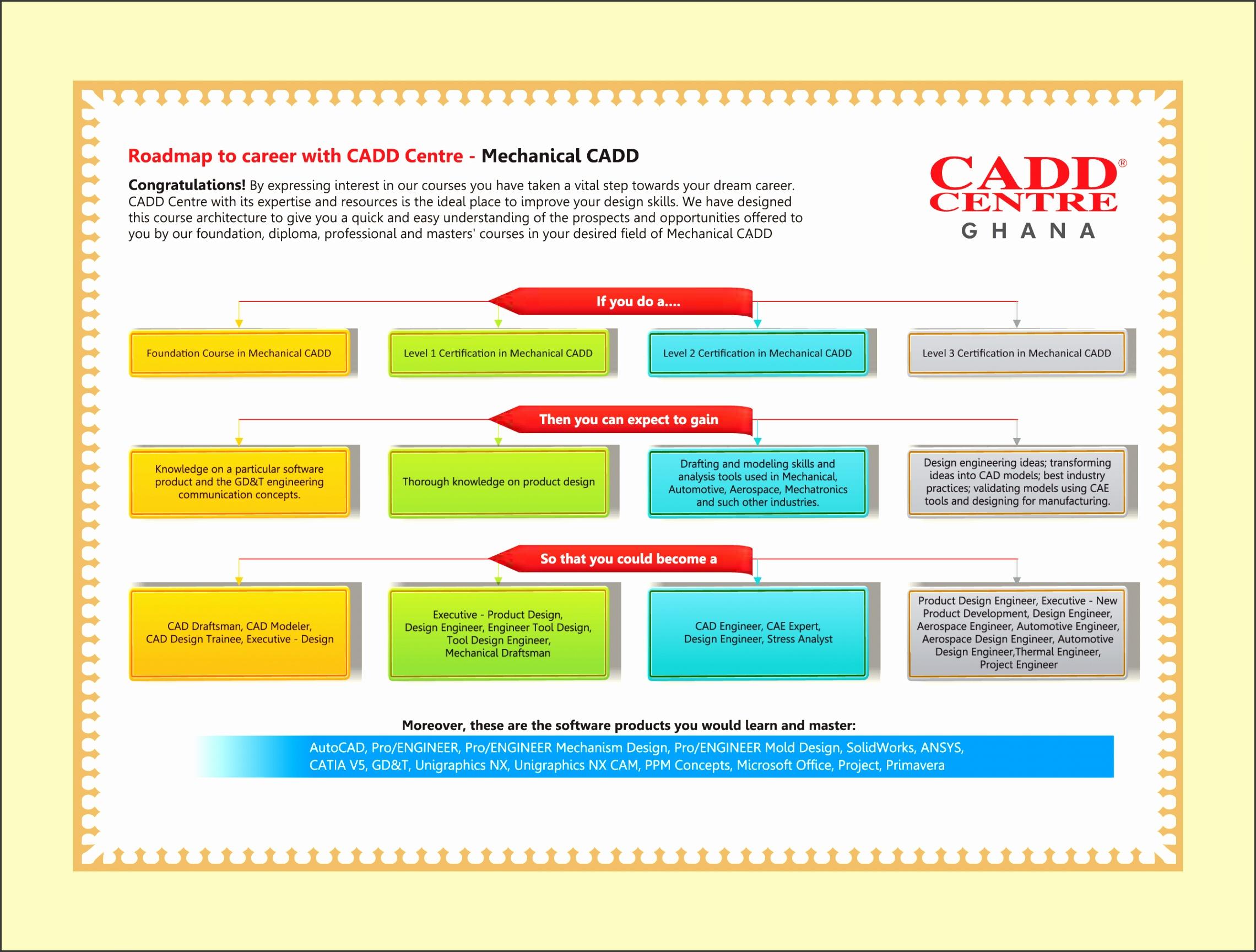 9 Career Path Template