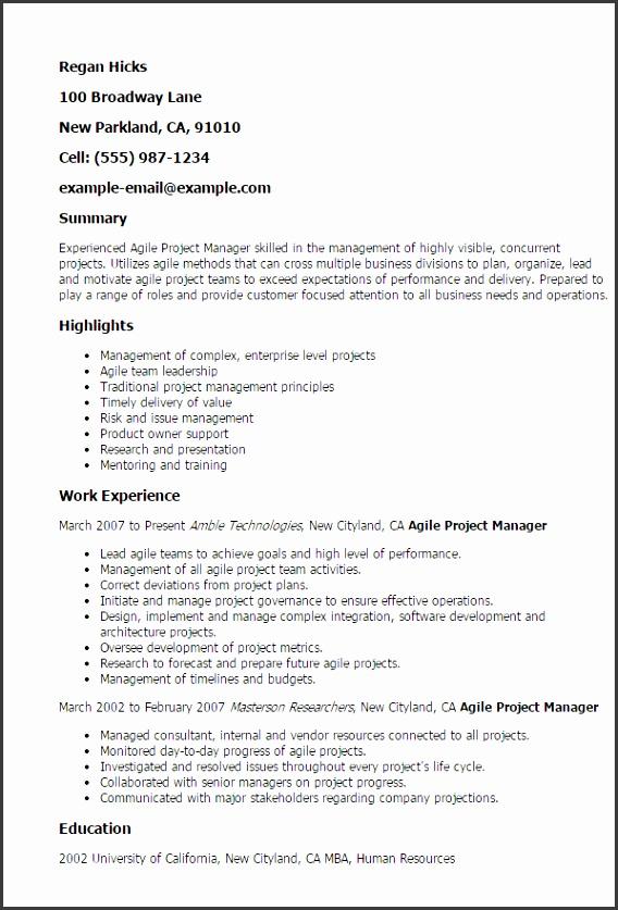 10 Agile Project Management Templates SampleTemplatess SampleTemplatess