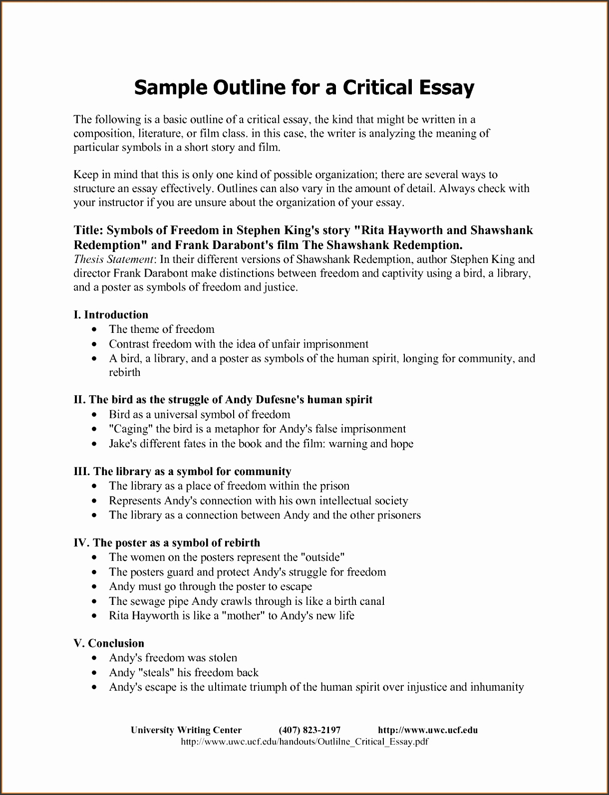10 Essay Proposal Template