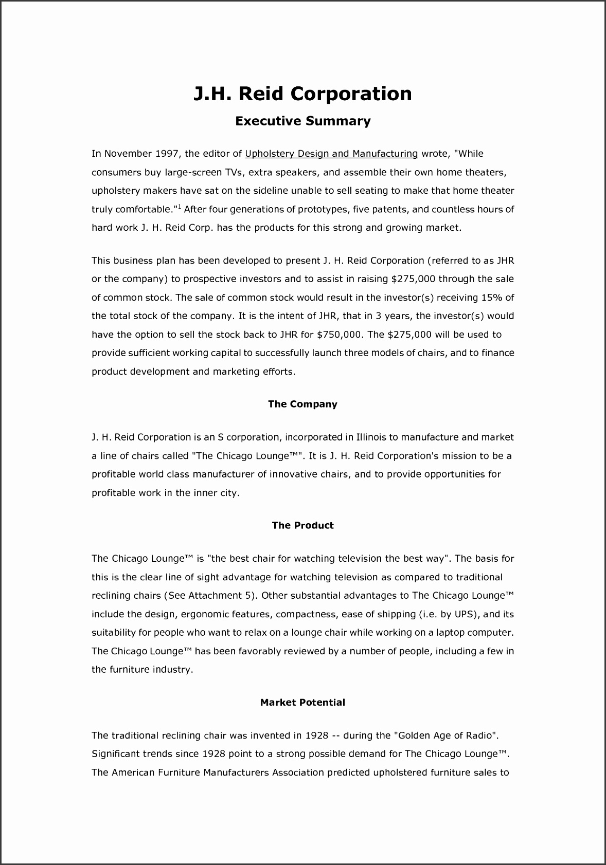 8 Writing Business Proposal Template