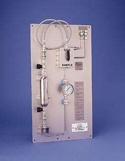 Gas Sampler Single Valve 3 Way By SAMPLING SYSTEMS
