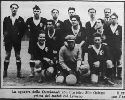 Foto storica della Dominante