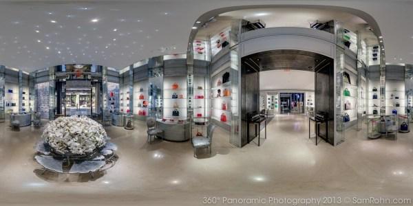 Dior 57th Street Manhattan 360° Virtual Tour