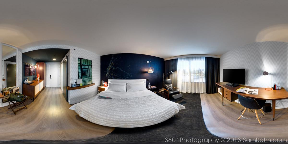 Hotel Room Virtual Tour