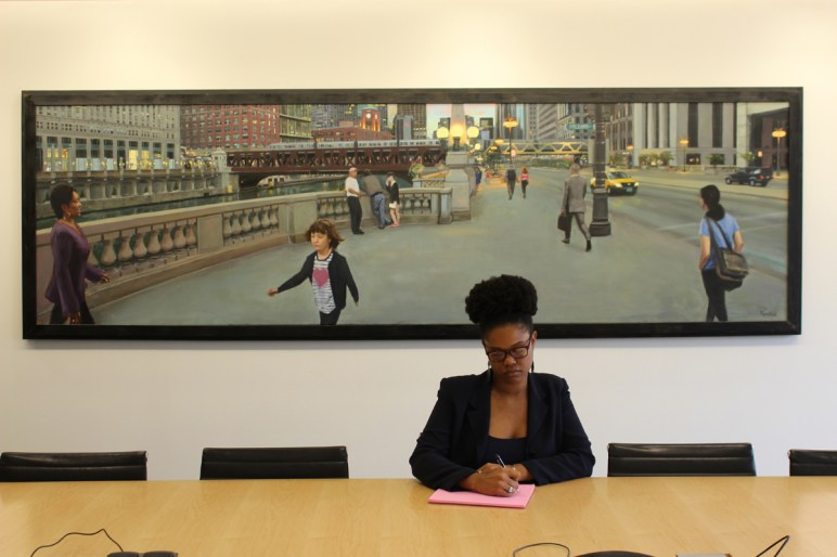 Orleans and Wacker Boardroom 03