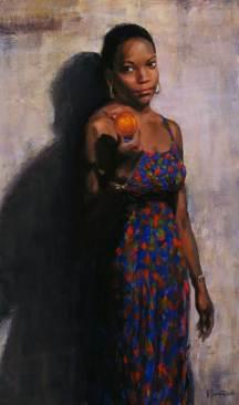 Simone, 40 X 28