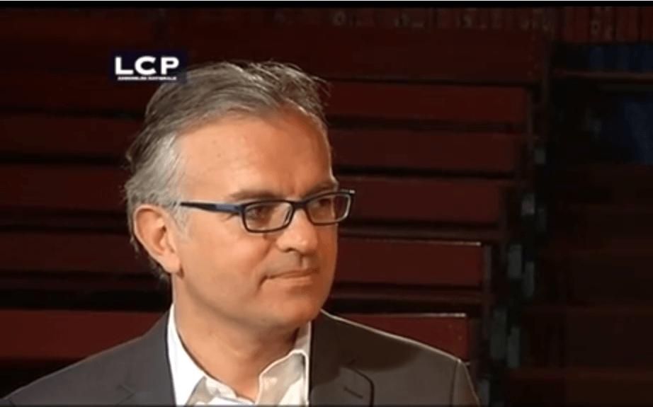 VIDEO Philippe Couve dans Mediapol sur la chaîne LCP-AN