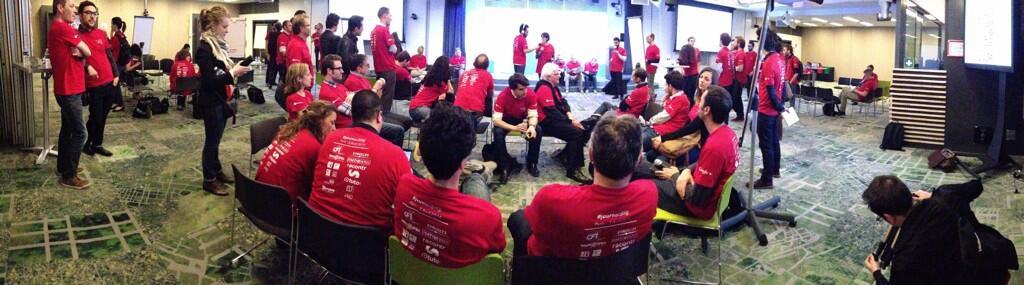 Si vous avez raté le premier #journocamp