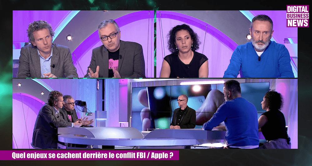 Philippe Couve dans «Le grand débat du web n°18»