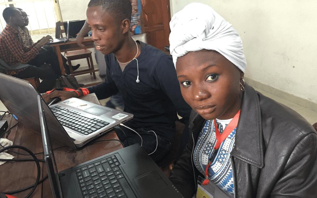 48 heures d'innovations média à Cotonou (Bénin)