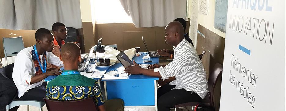 Un accompagnement professionnel et un million de dollars pour des médias innovants en Afrique