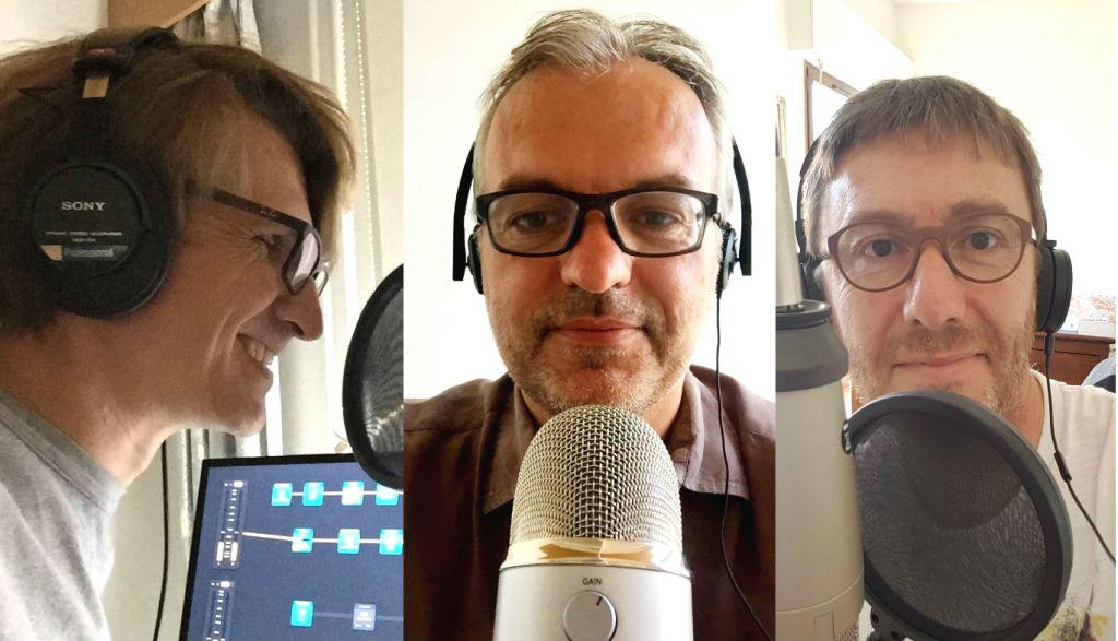 """Guillaume Kuster, Philippe Couve et Laurent Clause lancent """"Vidéo mobile, le podcast"""" (écoutez le numéro zéro)"""
