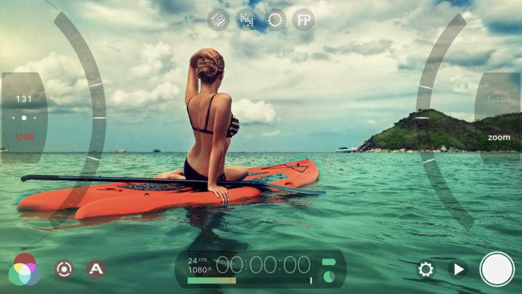 Filmic pro, l'app de référence pour le tournage mobile, dispose d'une nouvelle version [podcast]