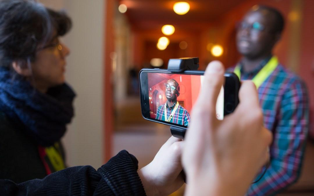 Deux formations vidéo mobile avec smartphone éligibles au CPF