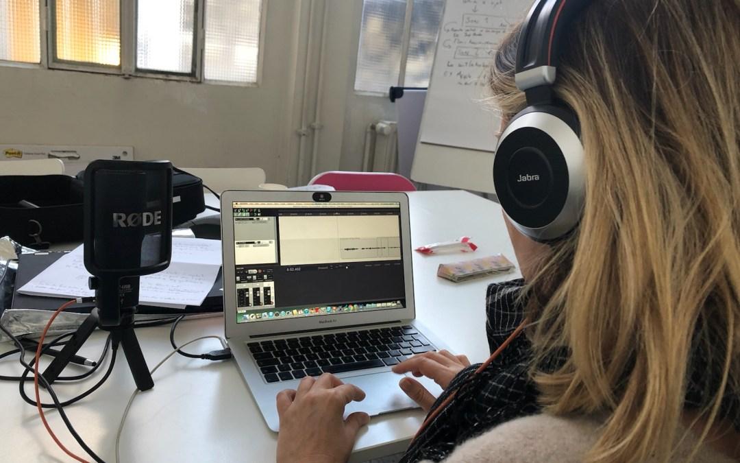 Trouver sa voix pour la radio ou le podcast, ça s'apprend