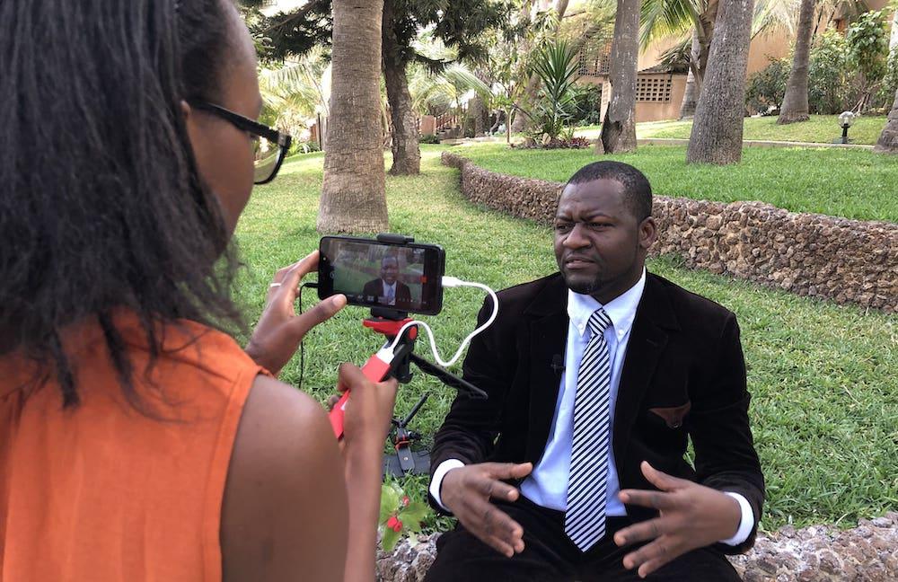 Formation vidéo mobile à Abidjan : apprenez à réaliser des vidéos avec smartphone