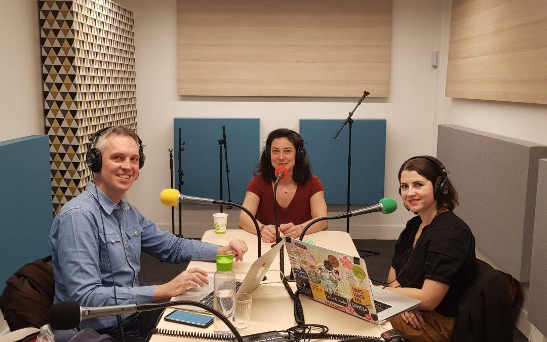 [Podcast]Transmission, un collectif et une école pour redonner sa place à la création sonore