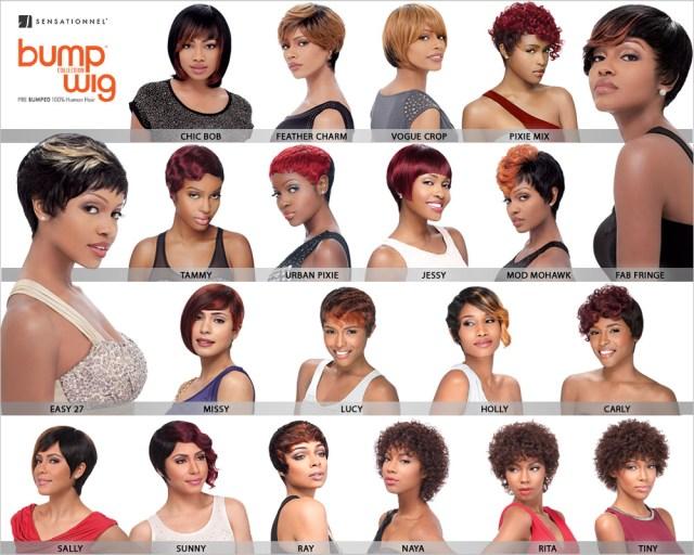 human hair wig sensationnel premium now bump easy 27