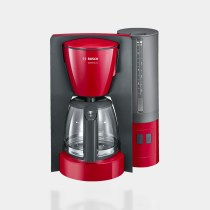 bosch filtre kahve makinesi kirmizi