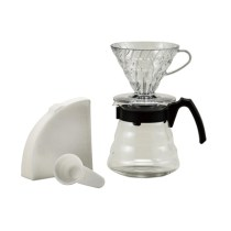 hario sürahi, hario ürünler, hario kahve, kahve ekipmanları, kahve sürahisi, kahve demleme seti, kahve seti, v60 dripper, dripper seti