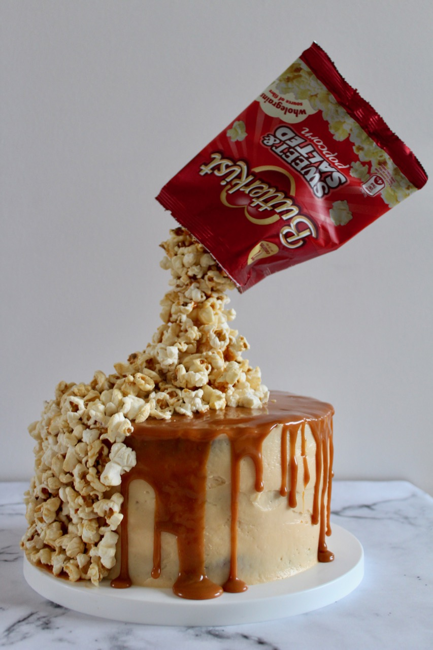Pop Used In Cakes