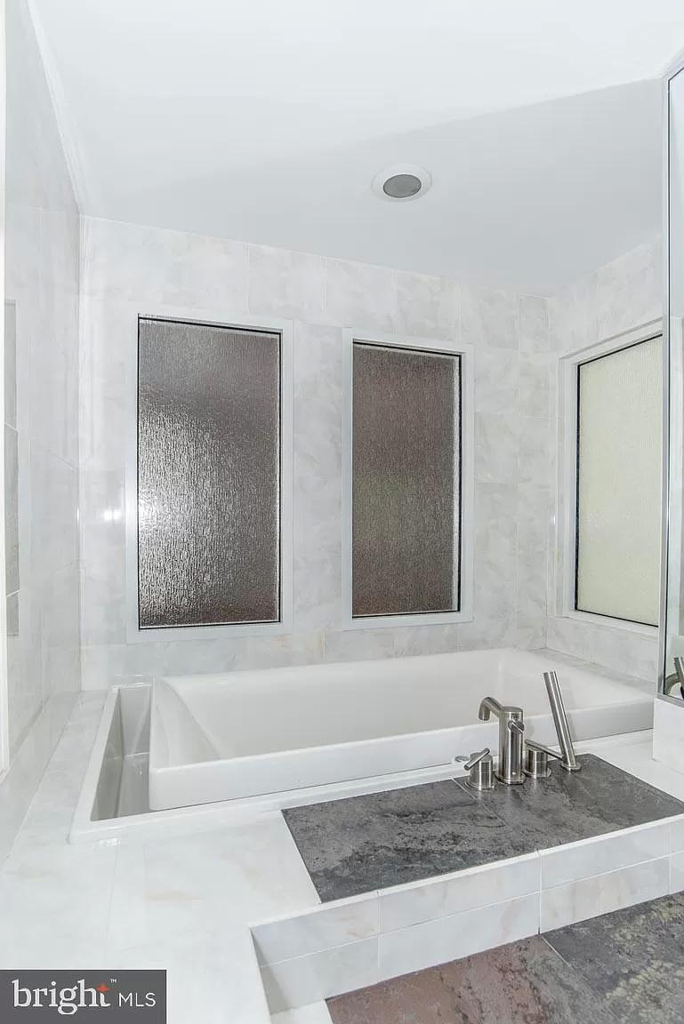 Master bedroom bath, jacuzzi