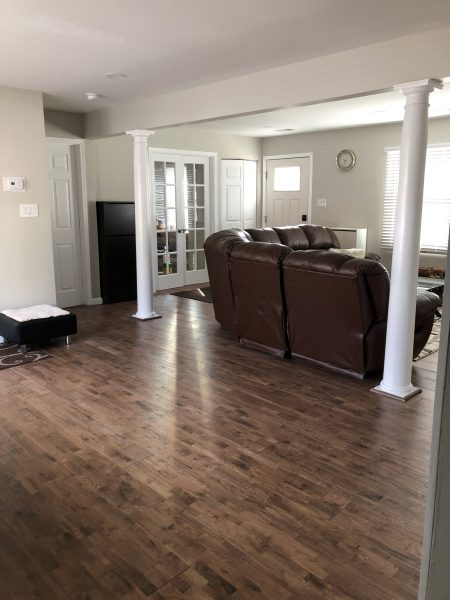 Individual Furnished Room w/private bath for rent / or whole single family house for rent, 0.6 mile walk to Rockville metro