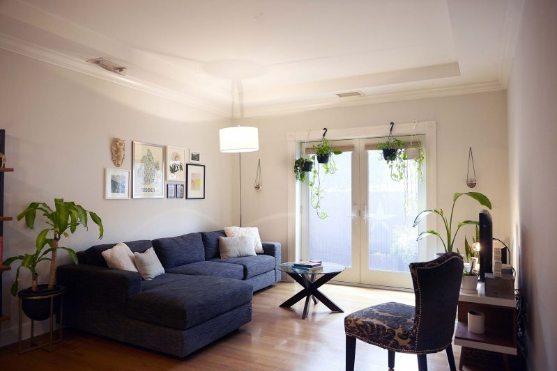 Massive fully furnished 1 bed/1 bath in Capitol Hill