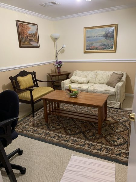 Furnished Basement Apartment