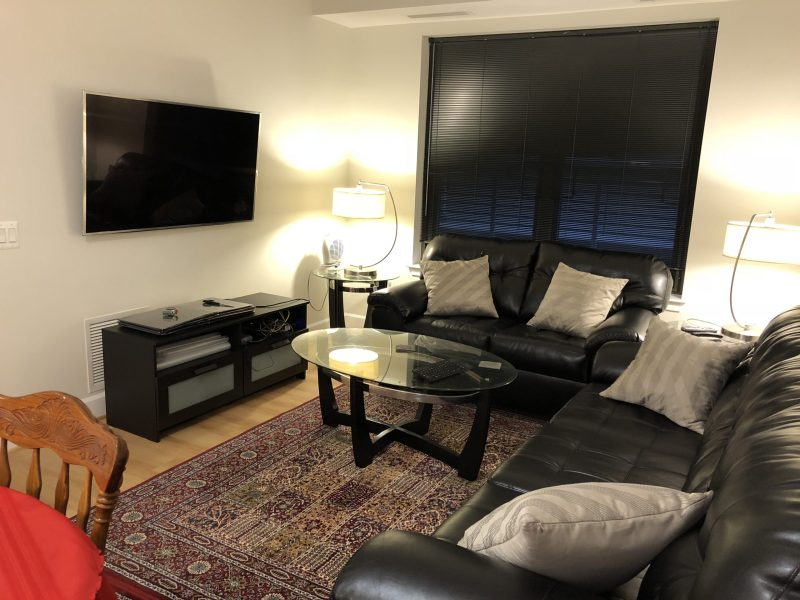 Renting out 1br/1ba in downtown Bethesda 2br/2ba (walk to NIH!)