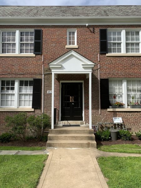 Washington DC/Palisades – one bedroom +den