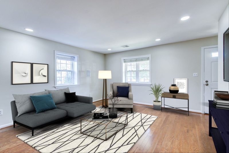Completely Renovated Condo Near NIH-Stroll To Downtown Bethesda!