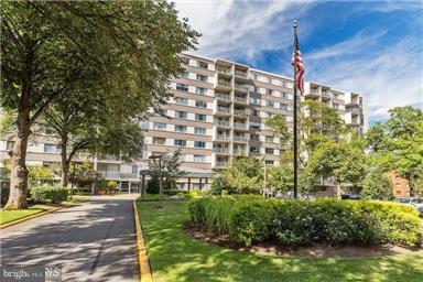 Meticulously maintained condo, great views – Bethesda – Utilities included!