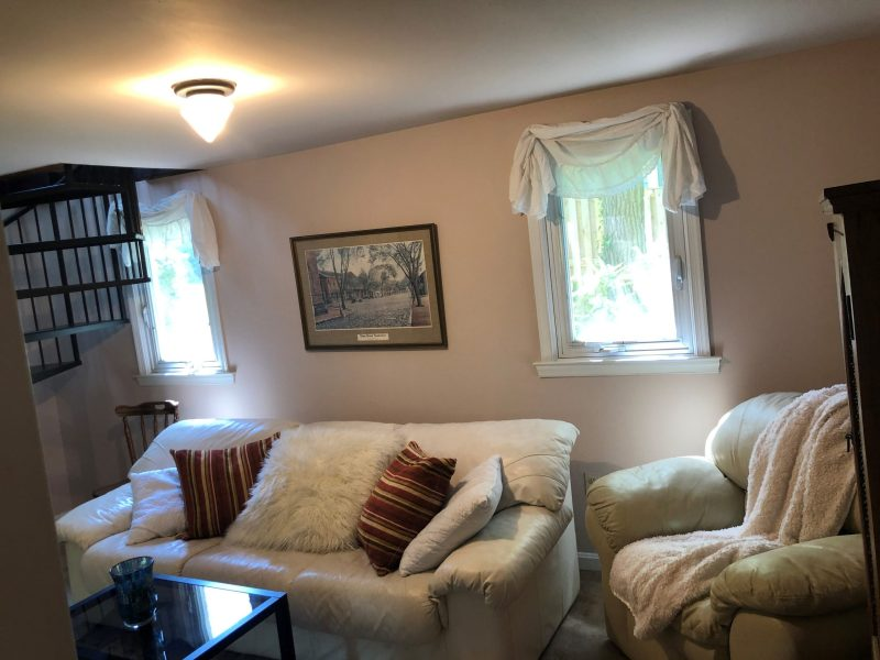 Basement Apartment in Bethesda Across NIH for Rent