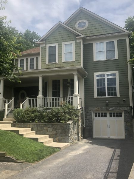 Large English Basement – Separate Entrance, 1.5 Miles to NIH, Walter Reed
