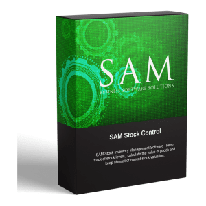 SAM Stock Control