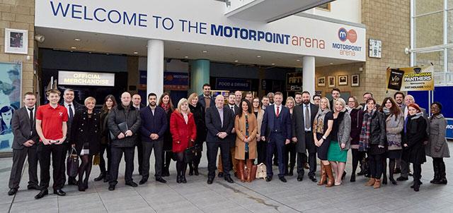 Nottingham Business Expo 2016