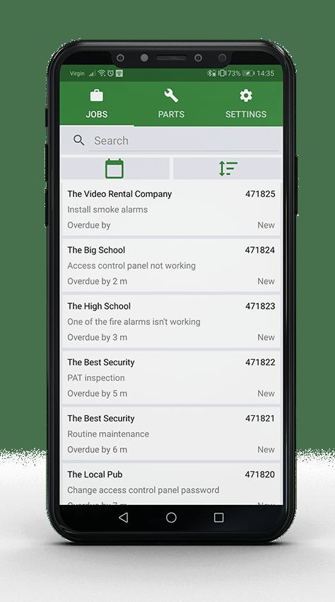 Sam Mobile Application